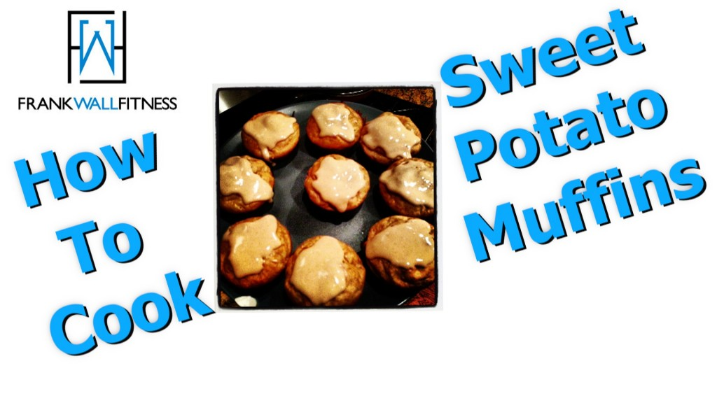 How To Cook Sweet Potato Muffins