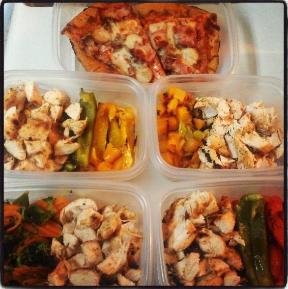 Prepped Meals