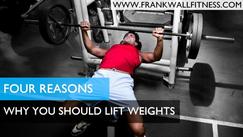 4 Reasons Lift Weights Masked