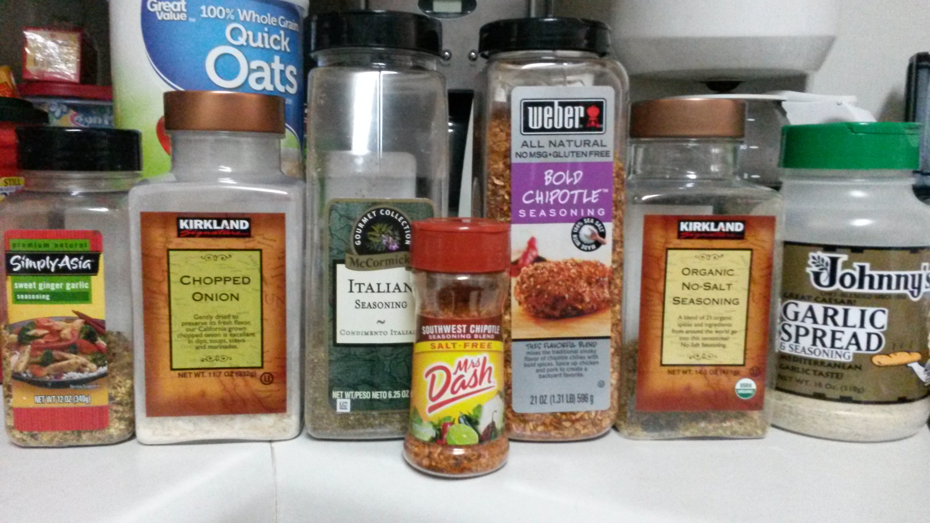 Seasoning and spices