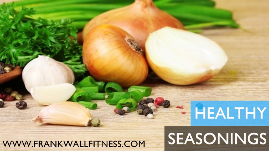 Healthy Seasonings