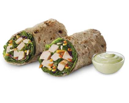Grilled-Chicken-Cool-Wrap