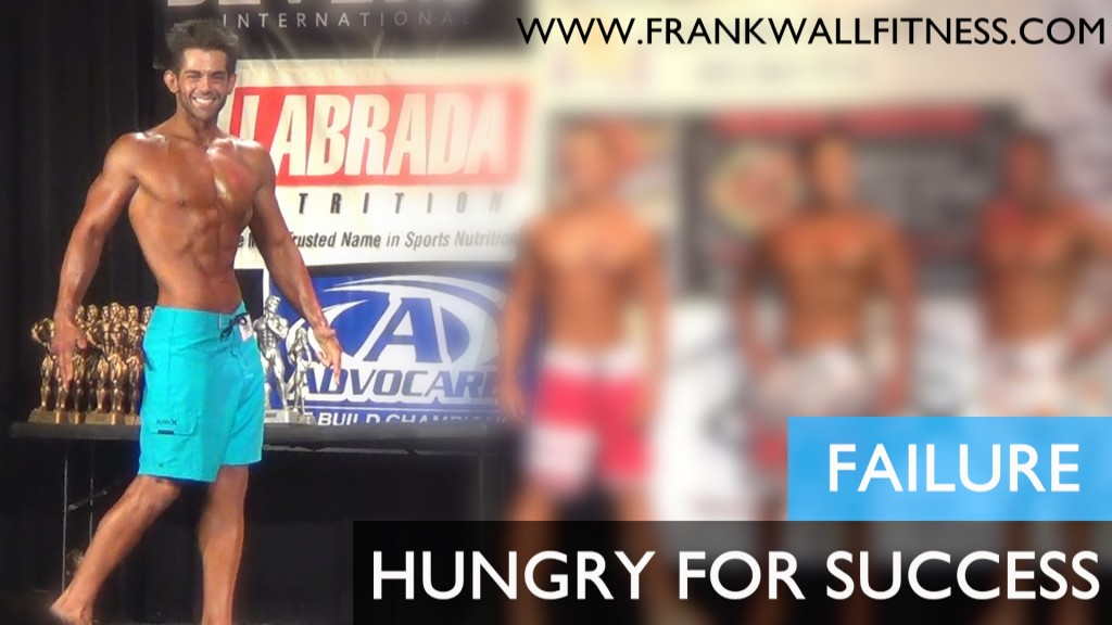 Failure: Hungry For Success